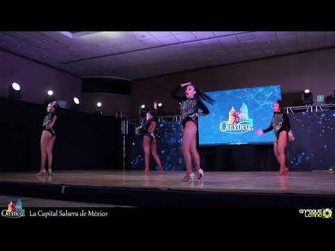 1er lugar Acapulco Mambo - Team Shines Mujeres - OSBF 2016