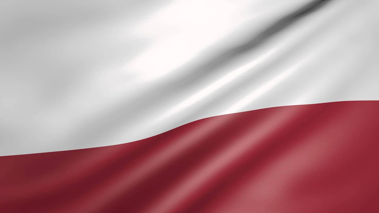 poland animated flag youtube