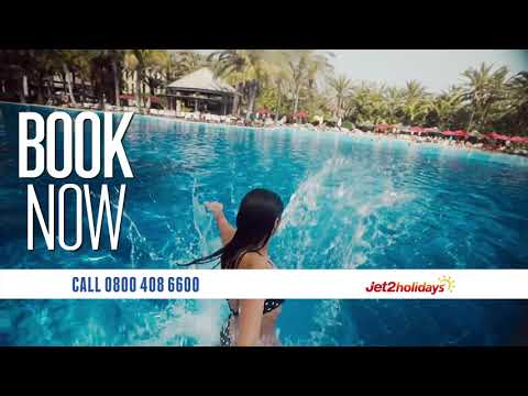 Summers Saved with Jet2holidays  Younger Couple