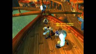 WoW Pirates Day Guide - The Captain