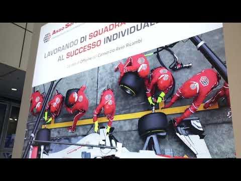 Stand Consorzio Assoricambi - Autopromotec Bologna 2019