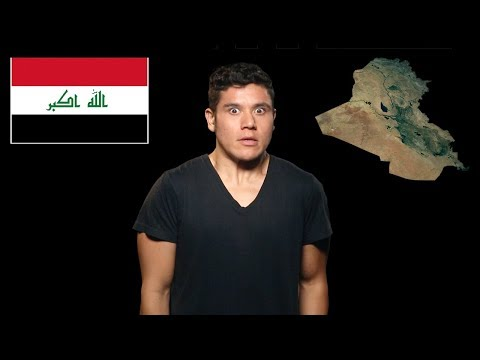 Geography Now! IRAQ