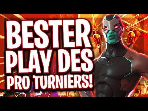 😱💡BESTER PLAY DER PRO TURNIERE!   Die besten Spieler Deutschlands verbessern sich jede Woche!