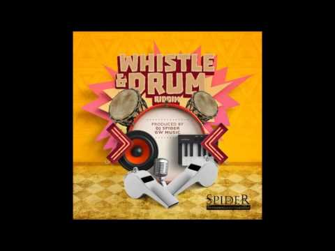 MARZVILLE GAS IT UP  WHISTLE AND DRUM RIDDIM CROPOVER 2017