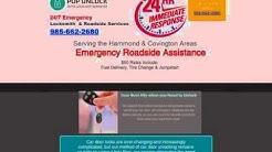 Popnlock Auto Unlocking Service Hammond, La Covington, La