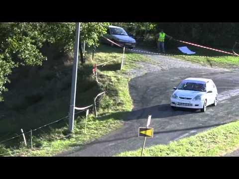 Rallye du Picodon 2012   ES2 Truinas    Landrau Frison   SAXO N2