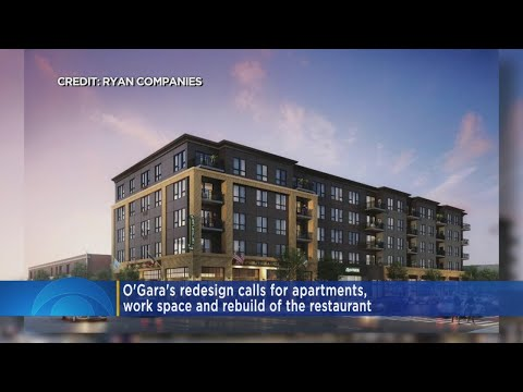 O'Gara's Redesign Calls For Apartments, Work Space, Updated Restaurant