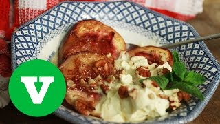 Grilled Peaches With Pecans | We Heart Food S4e8/8