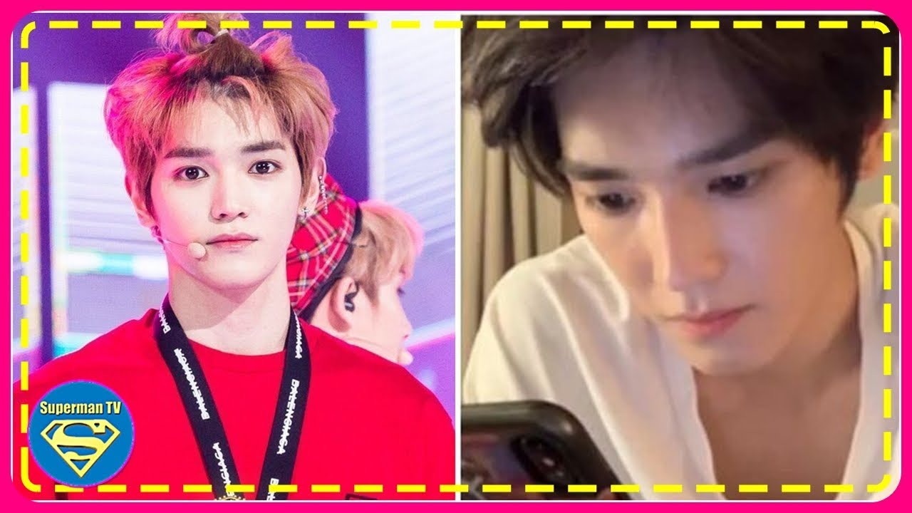 NCT's Taeyong Couldn't Hide His Disappointment When Sasaeng Fans Cras hed  His Broadcast