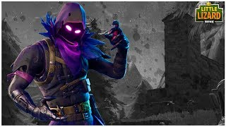 THE BIRTH OF RAVEN! Fortnite Short Film (HORROR STORY)