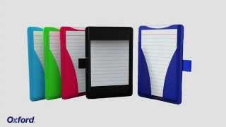 Oxford® At Hand® Note Card Case