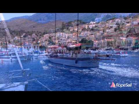 Yacht Charter Bodrum Turkey | Enjoy Sailing in Turkey | Ropesail