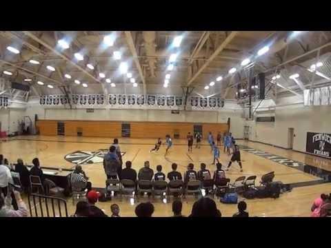 FWA Basketball Double Overtime @ Fenwick High School