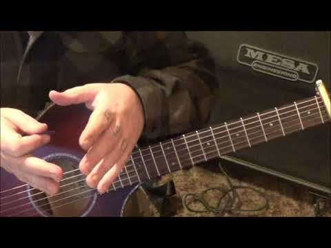 Keith Urban - You're My Better Half - CVT Guitar Lesson by Mike Gross