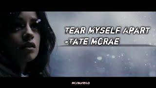 Tate McRae -Tear Myself Apart( Camila Cabello Edit)