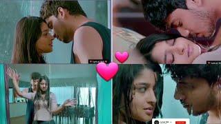 Cute Couple Romantic Status 💑 💕 Adai mazhai varum adhil - vaseegara song 💕Whatsapp Status 💑💘💕