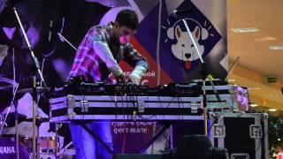 DJ Серж Фант. Студенческий digital-фестиваль «Лайка» 2014. часть 1
