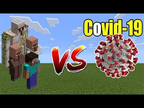 Minecraft Vs C0R0NAV!RU$