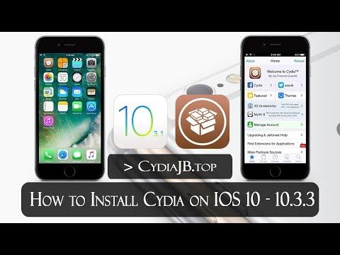 How to install cydia on ios 10.3.3 no computer no jailbreak needed [Latest]