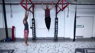 ABF Personal Training - Calisthenics promo at SB fitness (sweatbox bristol)