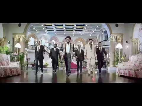 Baasha Tamil - Digital Official Teaser 1 Mix With Kabali Teaser