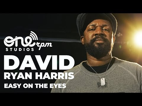 David Ryan Harris - Easy On The Eyes - ONErpm Studio Sessions