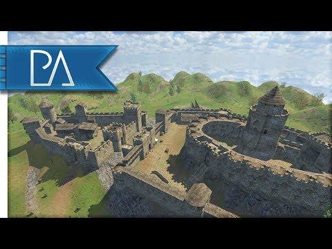 EPIC CUSTOM SIEGE EVENT - Mount & Blade: Warband Gameplay