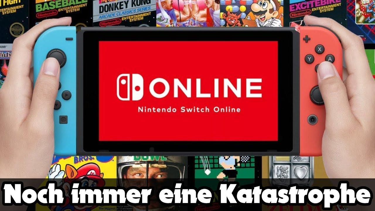 Nintendo Switch Online: Eine Katastrophe - RGE
