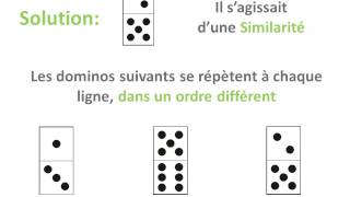 Test domino explication: IFSI