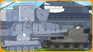- Топ 3 Мультики про танки