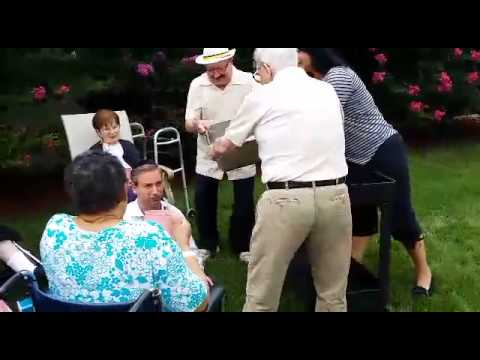 Regency Gardens Nursing Center Wayne NJ Accepts Ice Bucket