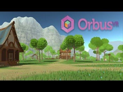 Orbus VR - Part 3-8   The Great Internet Spasm Part 8