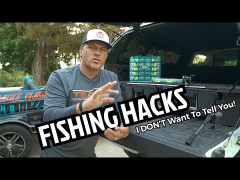 Fishing Hacks I Didn't Want To Tell You!