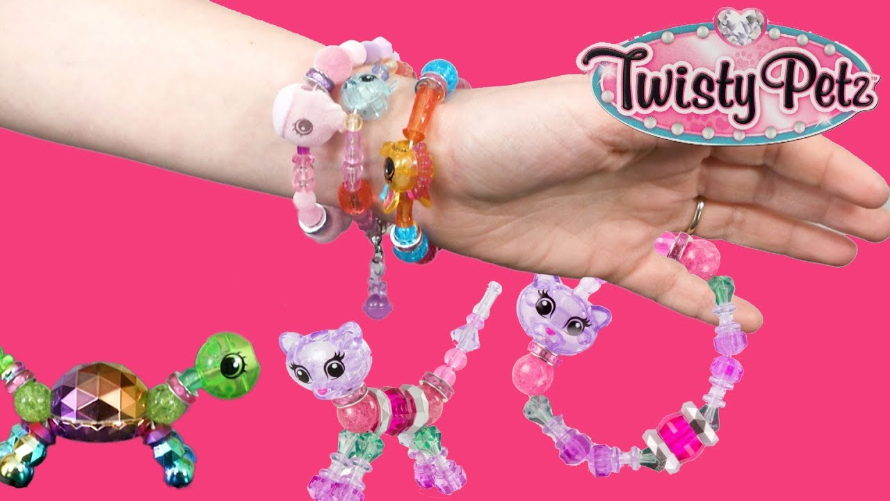 Twisty Petz Series 1 From Spin Master Youtube