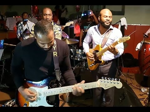 KLASS - JAYR Guitarist Ki Ranplase Belkod - Live SOLO @ St Demetrios All Union In NJ 02 15 2019