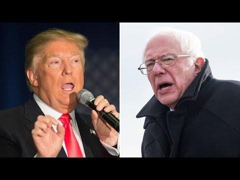 Secret Audio Proves Trump Is Scared Of Running Against Bernie!