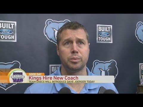 New Kings' Head Coach