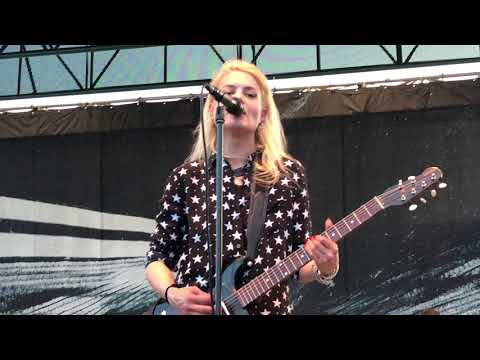 The Kills - Black Balloon, Live at Maha Music Festival 2018, Omaha, NE (8/18/2018)