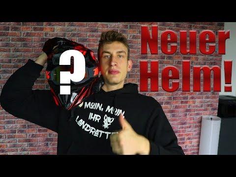 Mein neuer Helm! | Kleidung + Setup