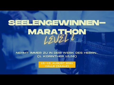 Seelengewinnen-Marathon – Level 2 (13.-15.08. in Halle)