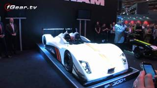 Caterham SP300.R  2011 Videos