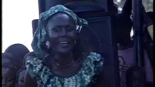 SARAH SANYU-THE GOSPEL SINGER OF THE 1970s & 1990s-episode 1 - black gospel music 1970