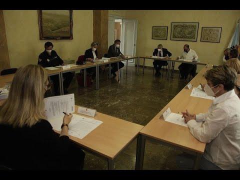 Los delitos bajaron un 12,8% en el Concello de Ourense durante 2020