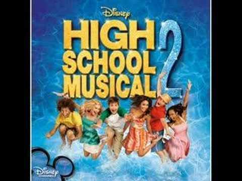 Everyday - Instrumental - Karaoke - High School Musical 2