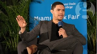 Trevor Noah interview: 'My grandmother was always afraid to hit me' thumbnail