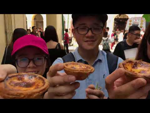 Hong Kong Family Trip (Oct 2017) - Macau澳门 & Lan Kwai Fong兰桂坊