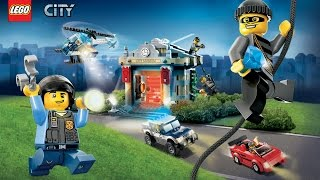 Мультик игра Lego City - 6 серия