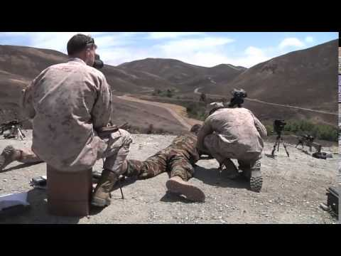 Marine Scout Snipers V Canadian Snipers