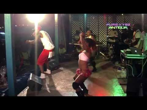 Joe Mikes Jam Session 2013  at Lions PURE VYBZ ANTIGUA TV
