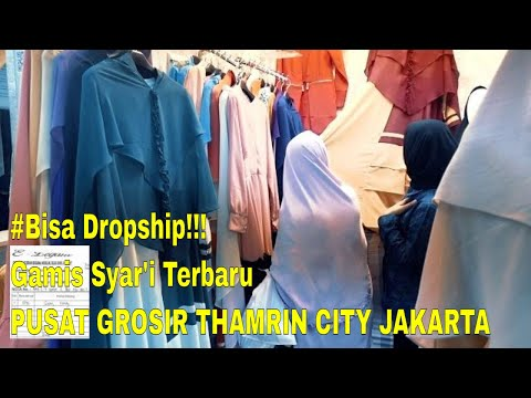 gamis-syar'i-terbaru,-bisa-dropship!!!-toko-cy-collection-pusat-grosir-busana-muslim-thamrin-city
